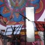 Concierto Nanas de la Tierra. Navina Soler y Emili Cuenca